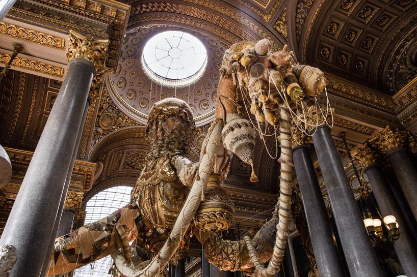 Золотая Валькирия, вязание крючком, трикотаж, украшения