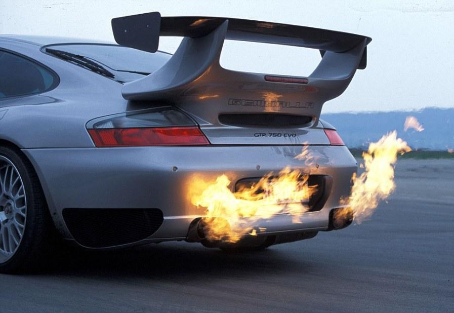 Gemballa Porsche GTR