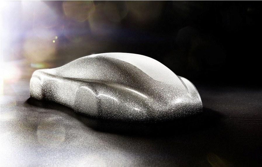 Алмазное покрытие от компании Gemballa