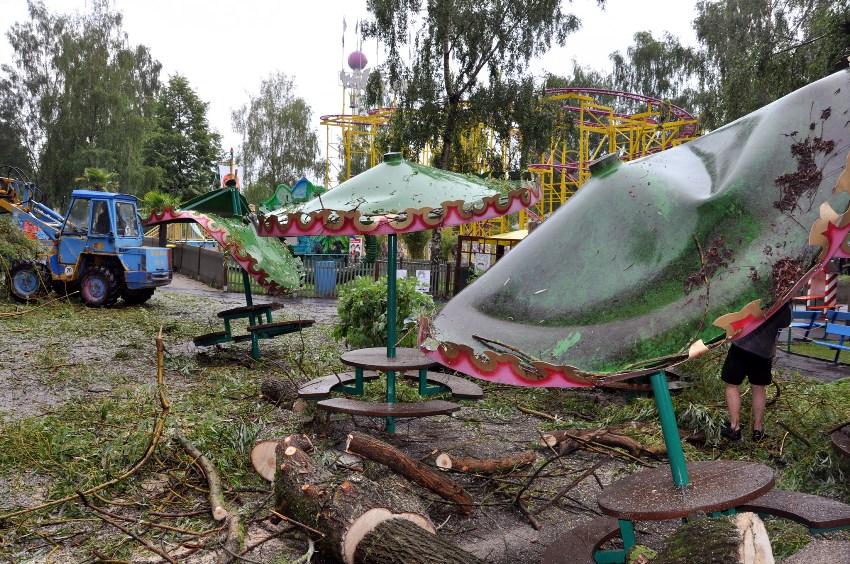 """Парк """"Geiselwind"""" в Баварии"""