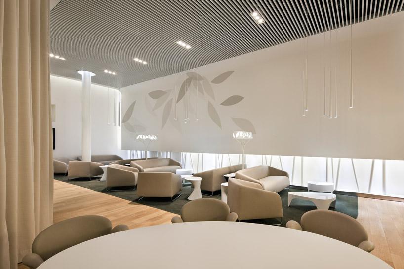 Аэропорт Шарля де Голля предоставил самое гармоничное место отдыха для пассажиров.