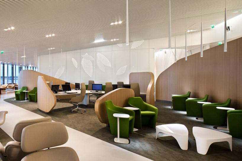 Air France-кафе в Аэропорту Шарля де Голля