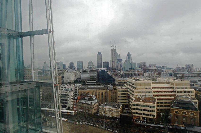 """Небоскрёб """"The Shard"""" в Лондоне"""