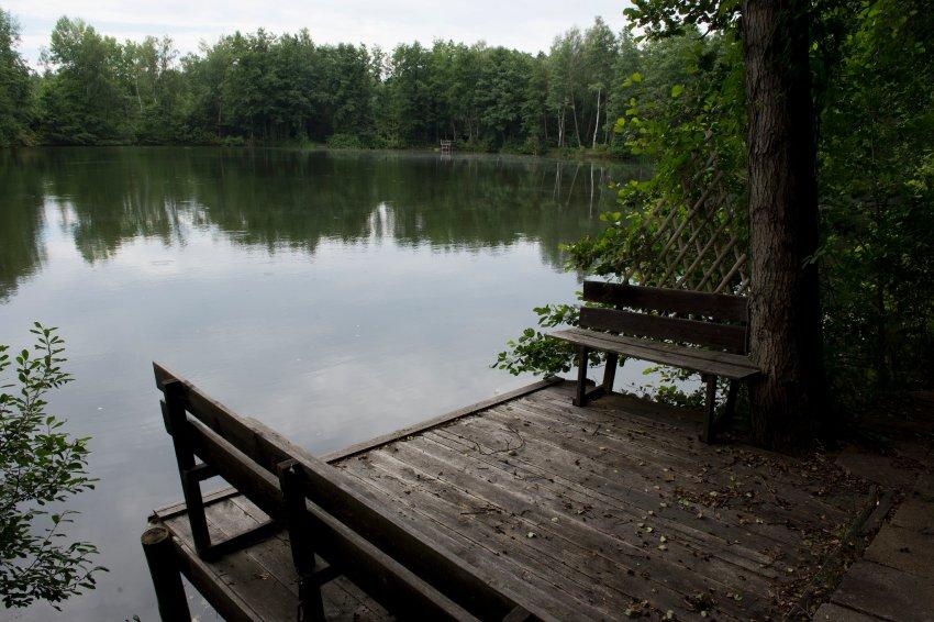 Озеро у деревни Швандорф