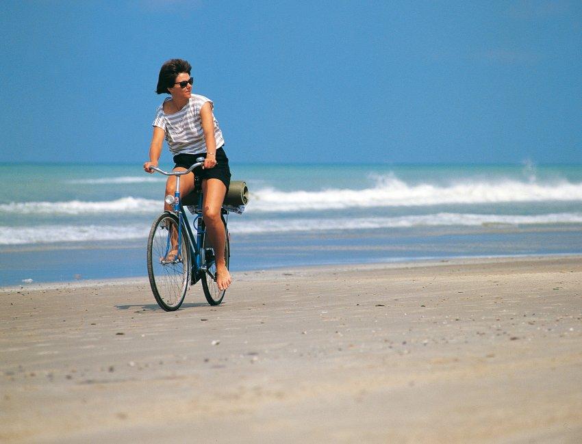 По Дании на велосипеде