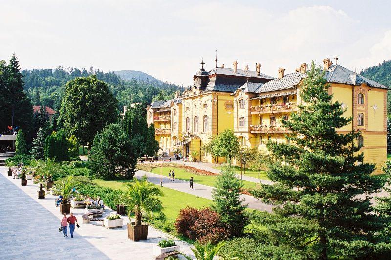 Лечебный курорт Бардеевские купели