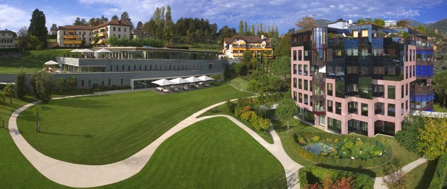 Швейцарская Clinique La Prairie