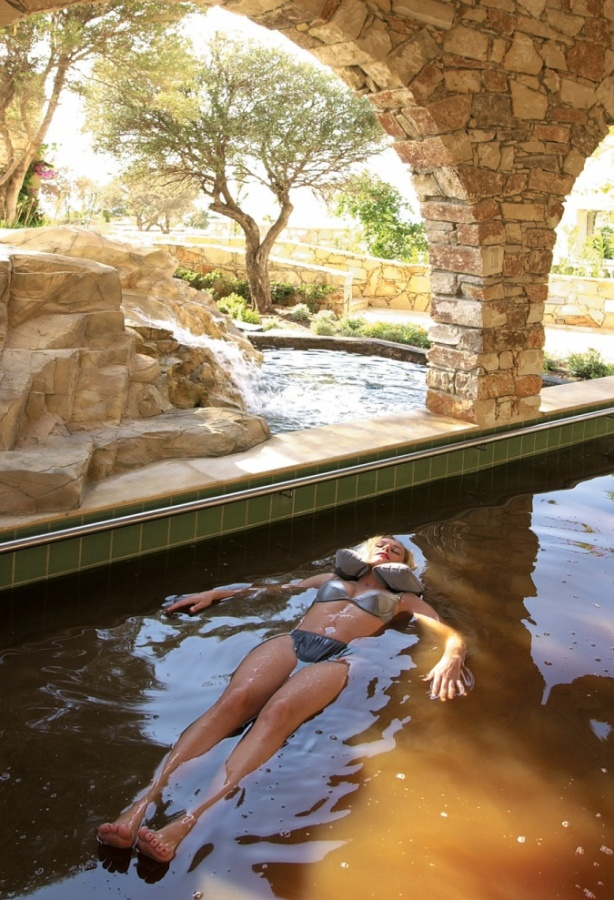 Курорты Кипра со СПА центрами
