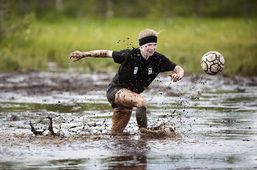 Чемпионат мира по болотному футболу