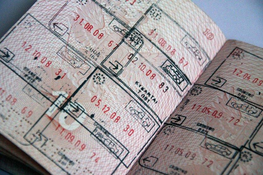 Теперь штампы в паспорте не нужны