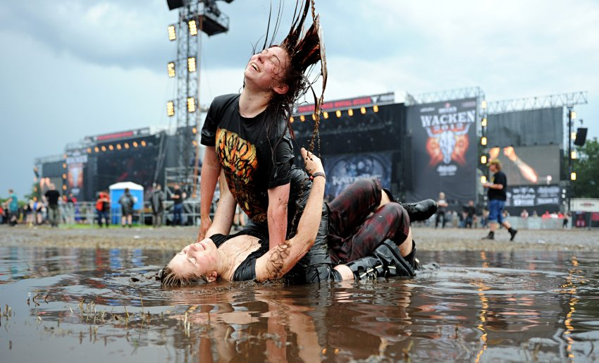 Фестиваль «Wacken Open Air»