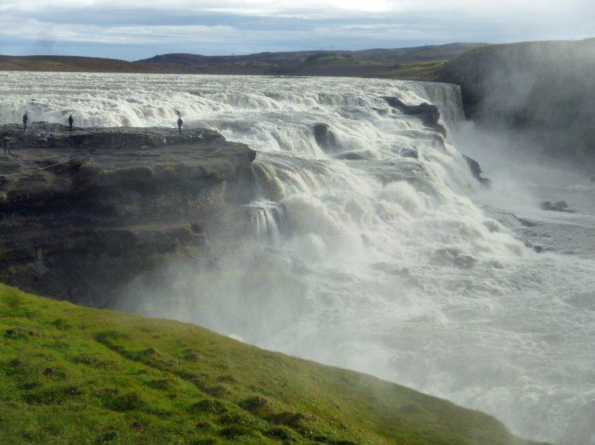 Туристов ждут впечатляющие водопады