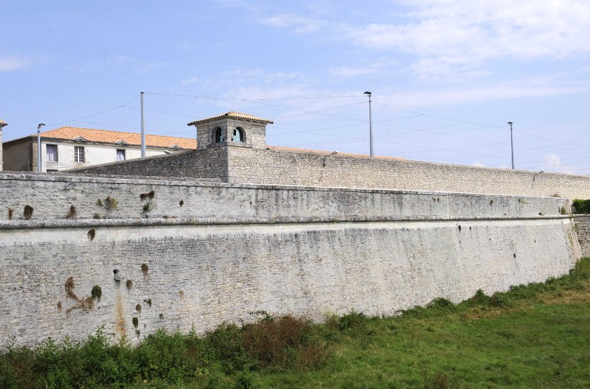 Тюрьма на острове Ре