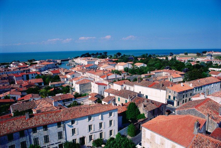 Город Сент-Мари-де-Ре
