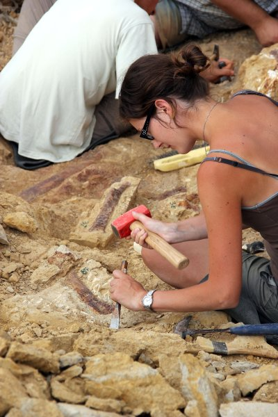 Раскопки начались 10 лет назад и были закончены только недавно