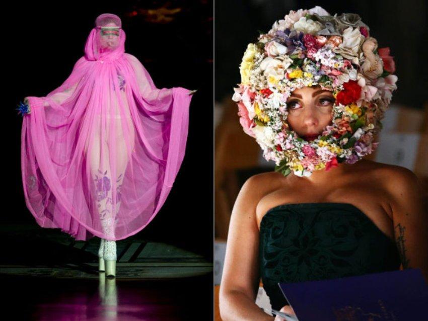 Экстравагантная Леди Гага