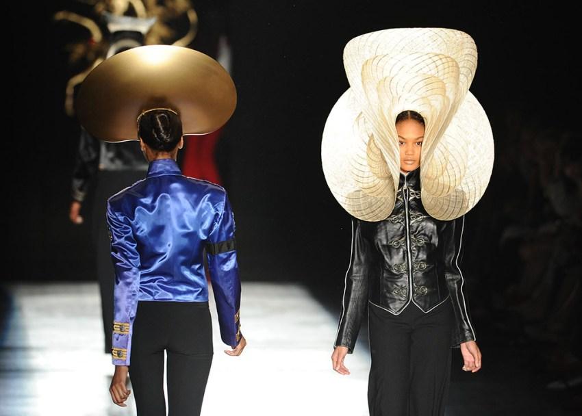 Коллекция шляп Филипа Трейси