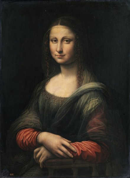 Mona Lisa, Prado
