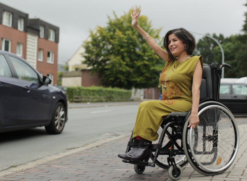 знакомства с рассеянным склерозом