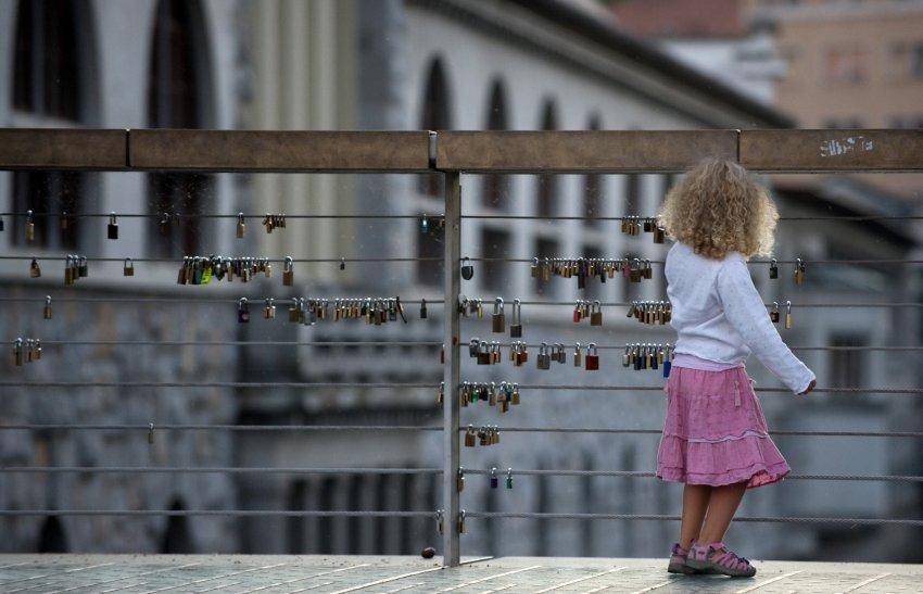 Мост в Люблянах