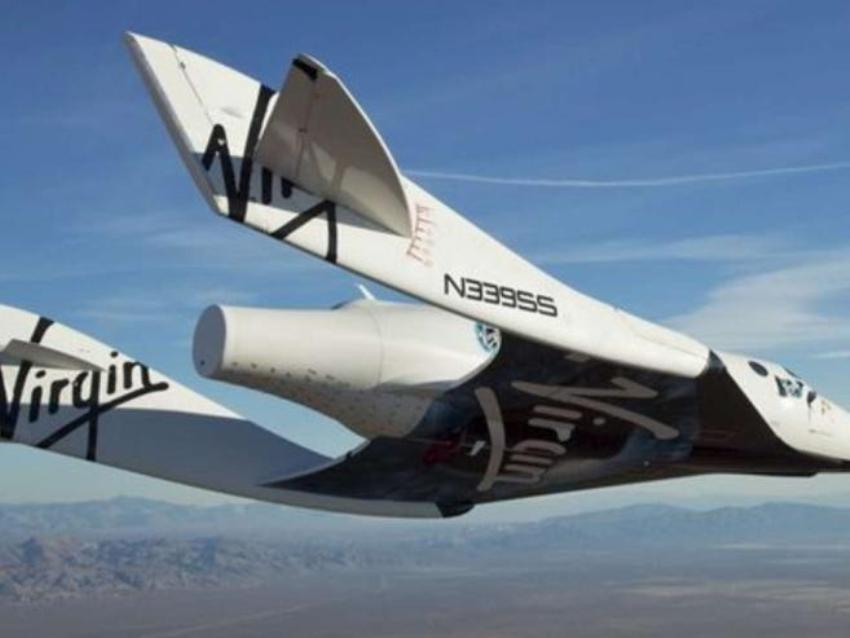 Космический корабль Брэнсона SpaceShipTwo