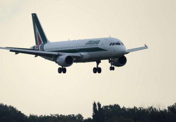 Неудачная акция итальянской авиакомпании