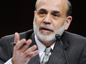 Глава ФРС США Б.Бернанке