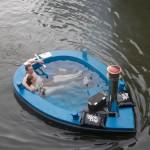 Лодка - джакузи из Голландии