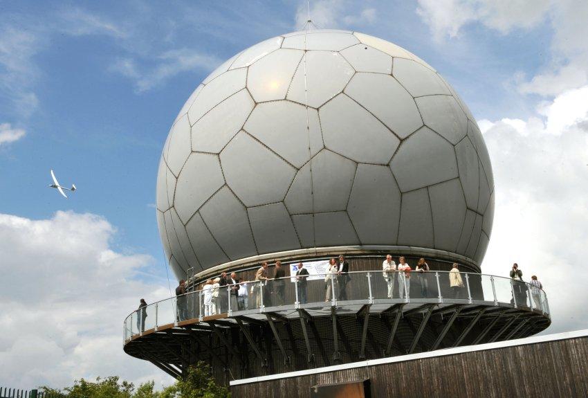 Бундесвер использовал радиолокатор для радиоразведки