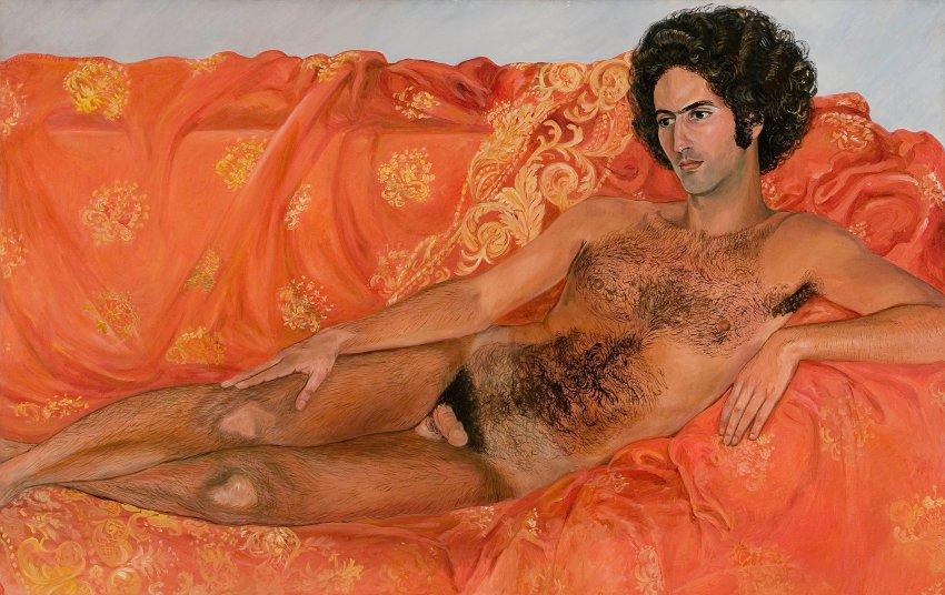 Картина Пола Розано, 1975 г.