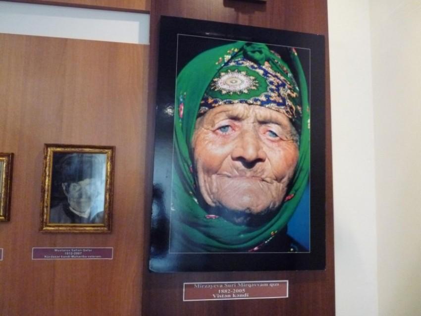 В Музее долгожителей