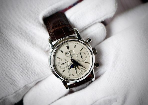 Часы Patek Philippe Эрика Клэптона