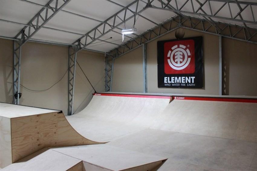 Отель для скейтбордистов