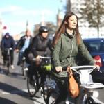 Новые велосипеды в Копенгагене