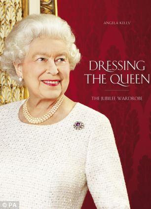 Книга Анжелы Келли о создании гардероба Елизаветы II