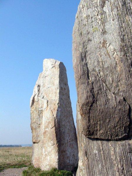 Каменный корабль Алес стенар