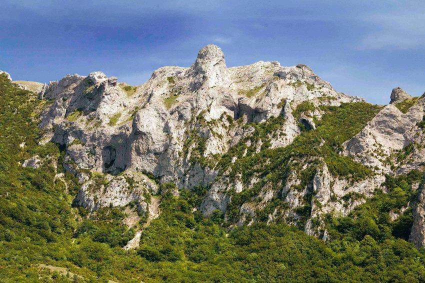 Гора Бугараш