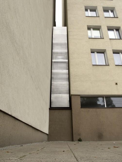 Keret House - самый узкий дом в Европе