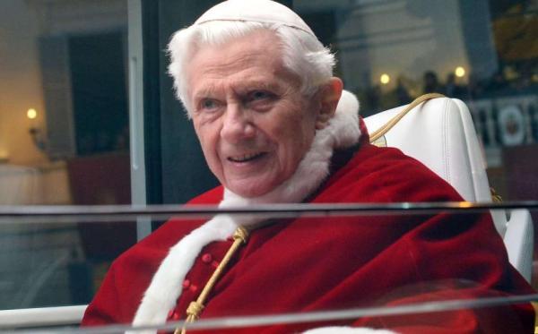 У Папы Римского обширная рождественская программа