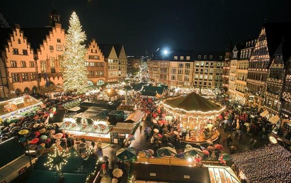 Как отмечают Рождество в Западной Европе?