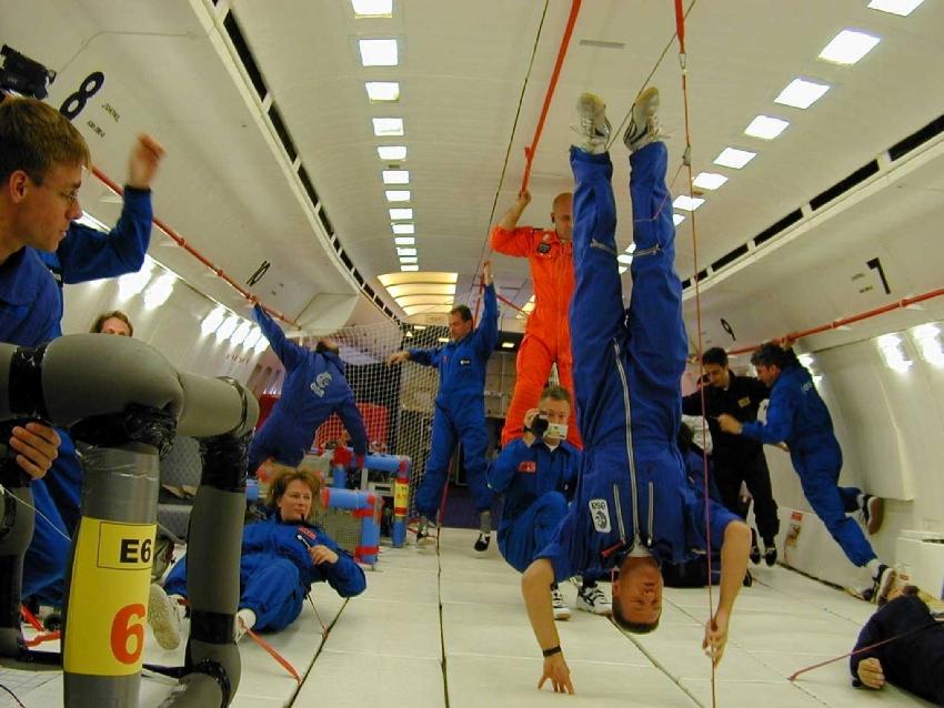 Параболический полёт