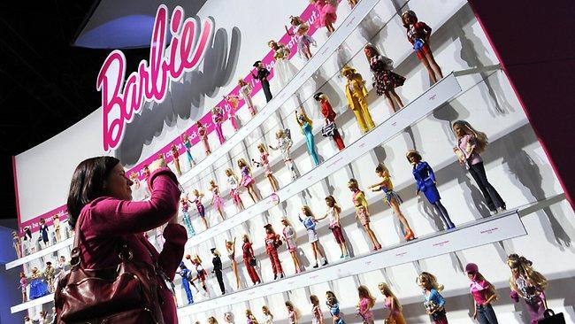 В Берлине построят дом куклы Барби