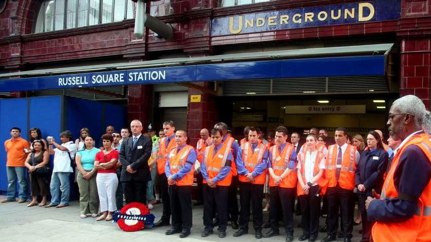 Лондонскому метро 150 лет