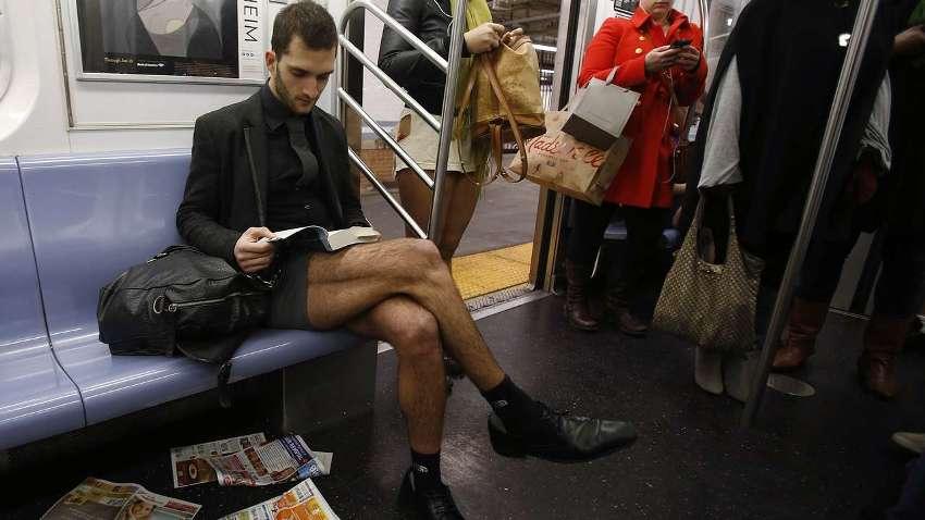 День без штанов