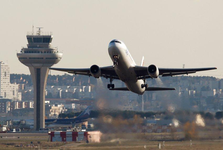 Мадридский аэропорт Барахас