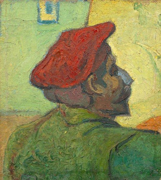 Автопортрет ван Гога использовался учеными для исследований
