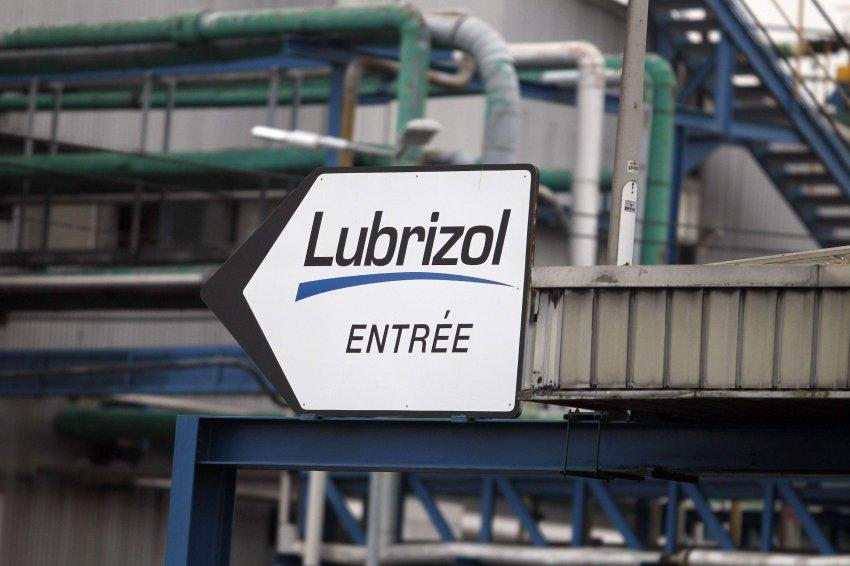 Завод концерна Lubrizol