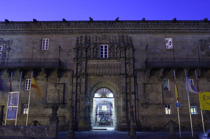 Отель Parador Reyes Catolicos