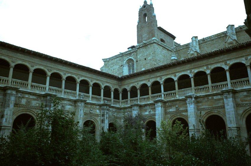 Отель Antiguo Convento de San Marcos