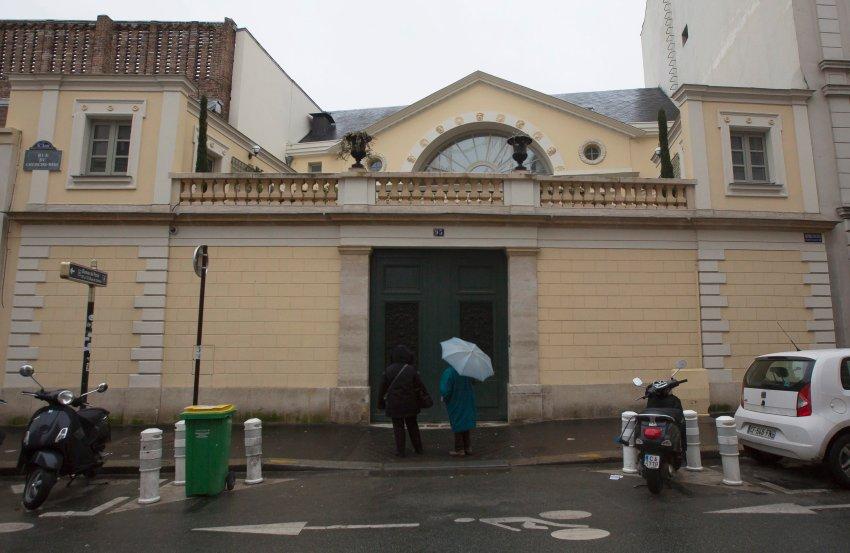 Роскошный особняк Депардье в Париже выставлен на продажу